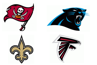 NFC South 2016 Prediction