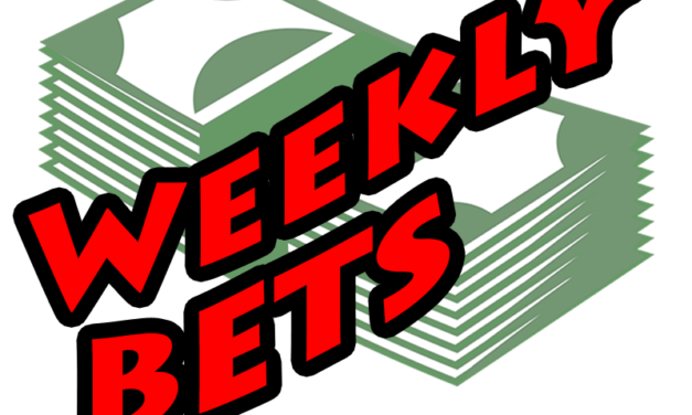 Bet the Mortgage: Week 9, 2017