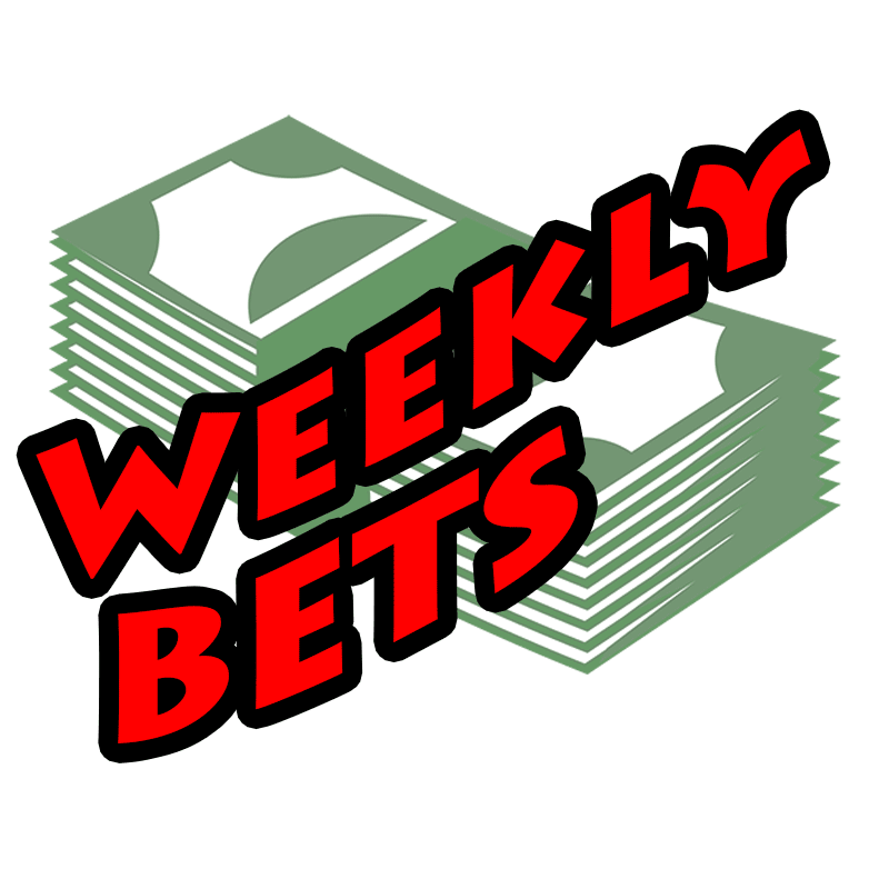 Bet the Mortgage: Week 3, 2016