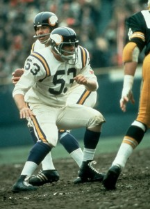 Photo courtesy of Minnesota Vikings