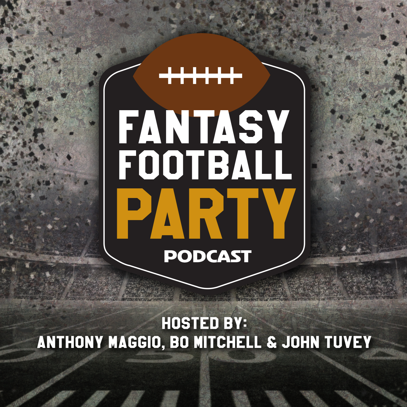 Fantasy Football Party Preseason Events Schedule