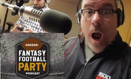 Bo Mitchell Week 1 Fantasy Football Rankings