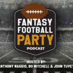 Fantasy Football Party Podcast: 2016 Preseason, Week 3