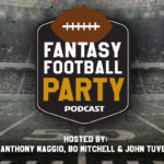 Fantasy Football Party Podcast: 2016 Preseason, Week 2
