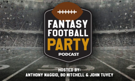 Fantasy Football Party Podcast, Week 5