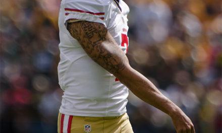 Is the NFL Blackballing Kaepernick?